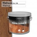 Meister Colour Öl Walnuss Nr. 119 2.5 Liter
